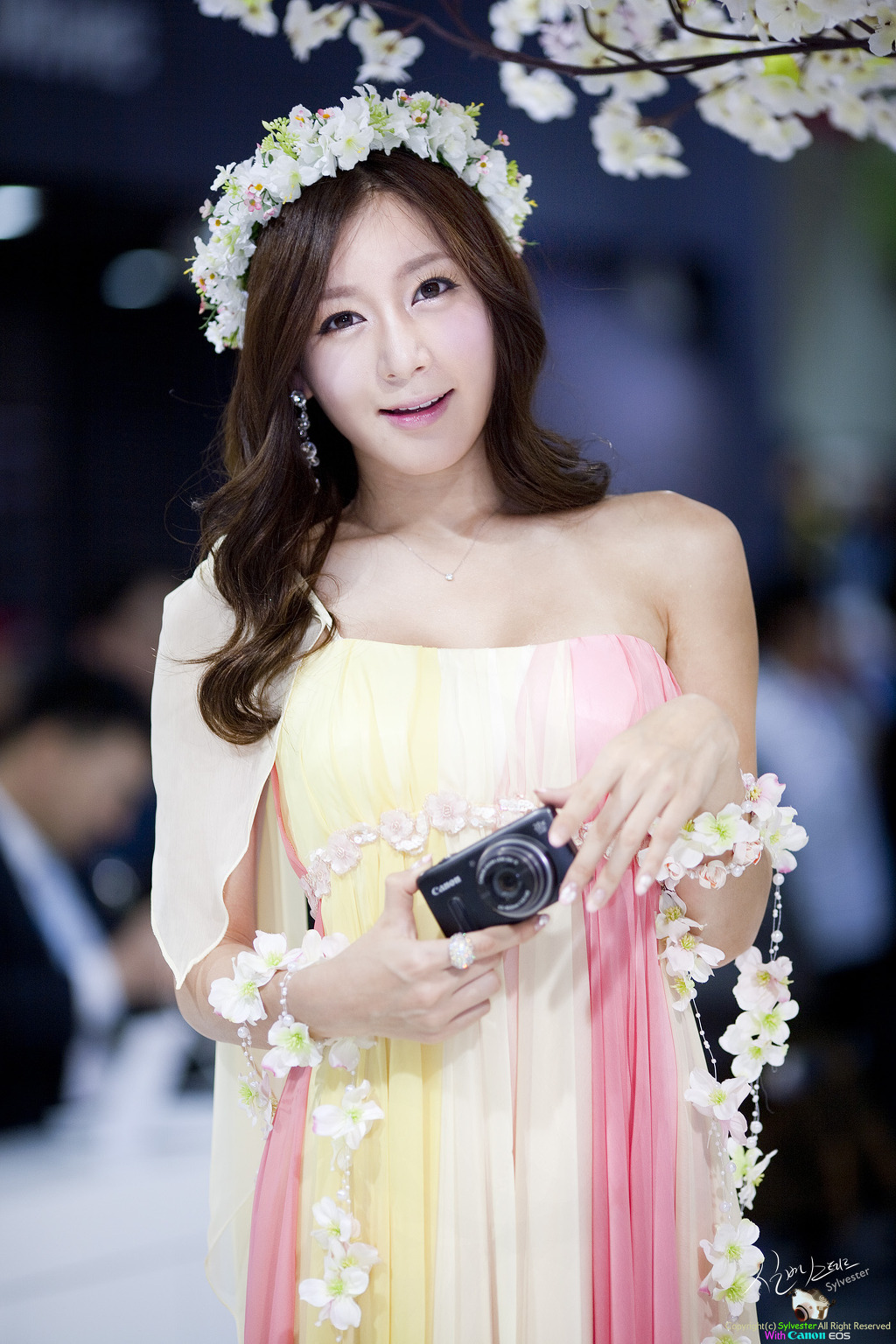 xxx nude girls: Jang Yoo Seul - CJ SuperRace 2012 R1