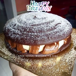 Resepi Whoopie Pie by Pakcu