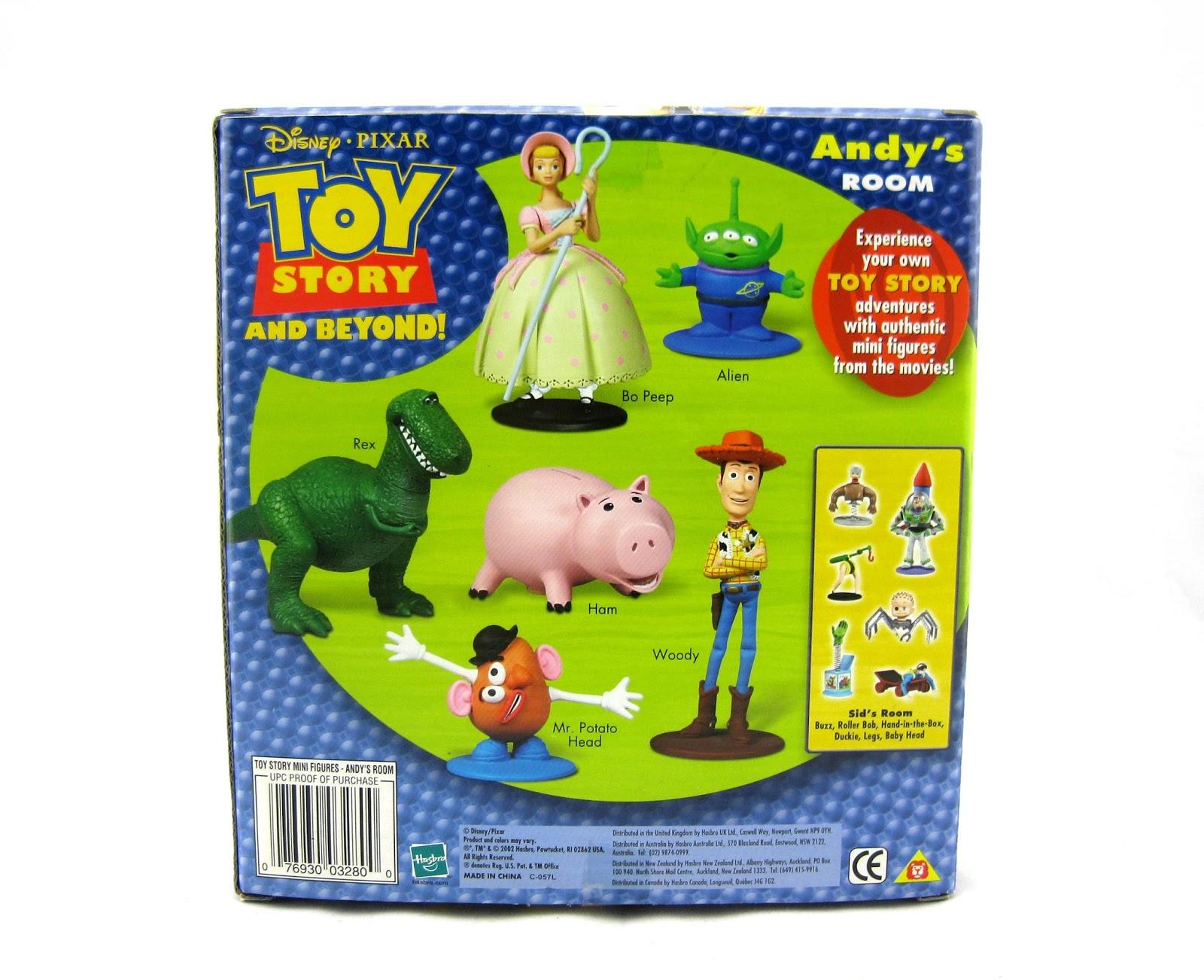 hasbro toy story