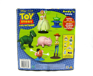 toy story andy's room figures