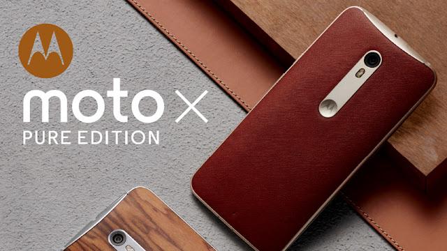 moto X Pure Edition SmartPhone 2016