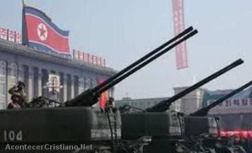 Corea del Norte amenza a los Estados Unidos