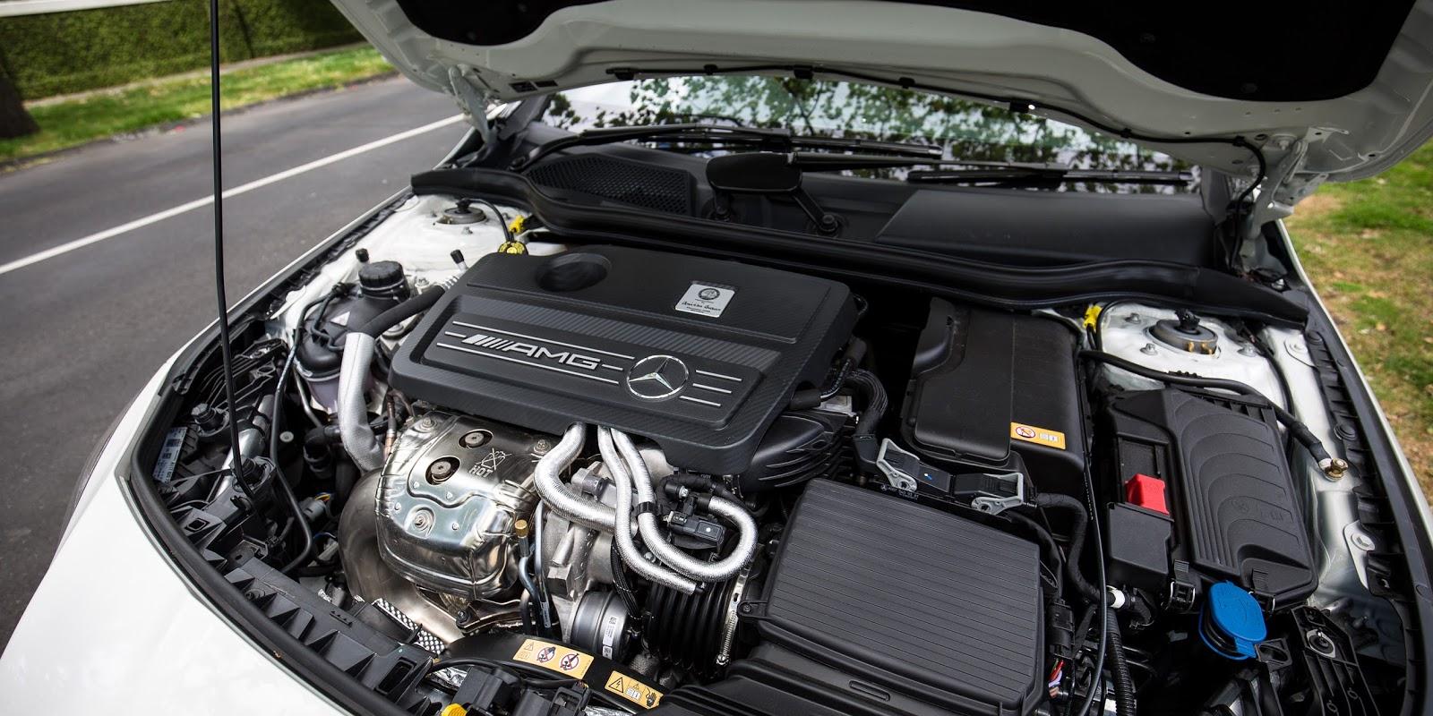 Xe sở hữu khối động cơ mạnh mẽ nhất trong phân khúc 4 xi lanh