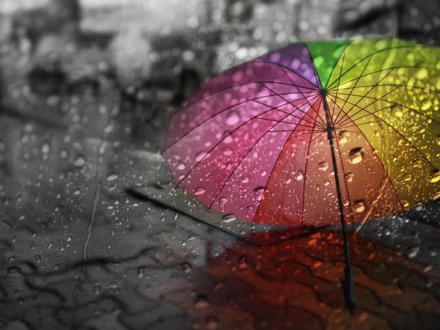Ο Ιούλιος αποχωρεί με έντονες βροχές