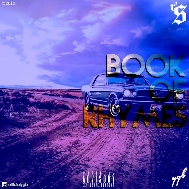 book of rhymes by ygb