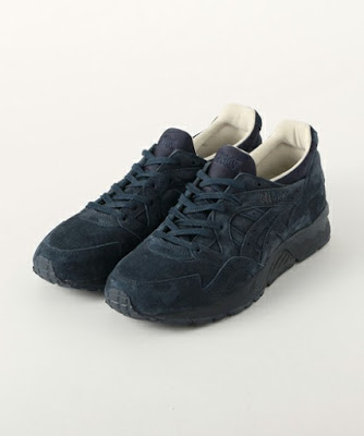 Asics Tiger, United Arrows, sneakers, calzado, Suits and Shirts, lifestyle, Wer-haus,