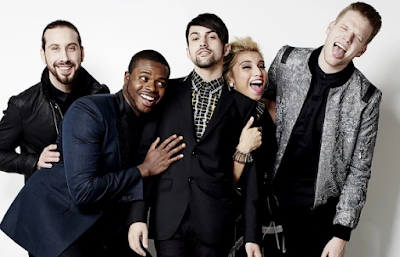 """Pentatonix - Imagine"""