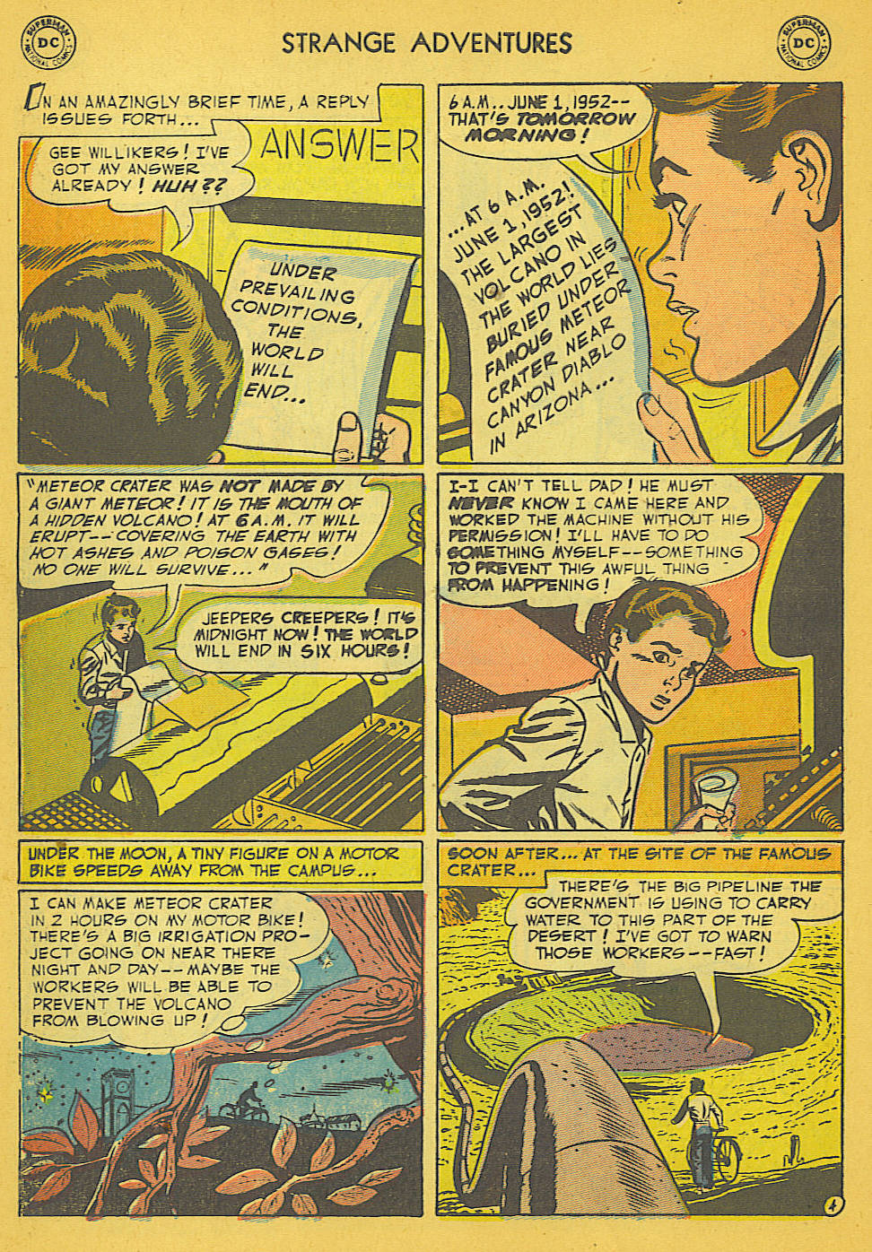 Strange Adventures (1950) issue 21 - Page 30