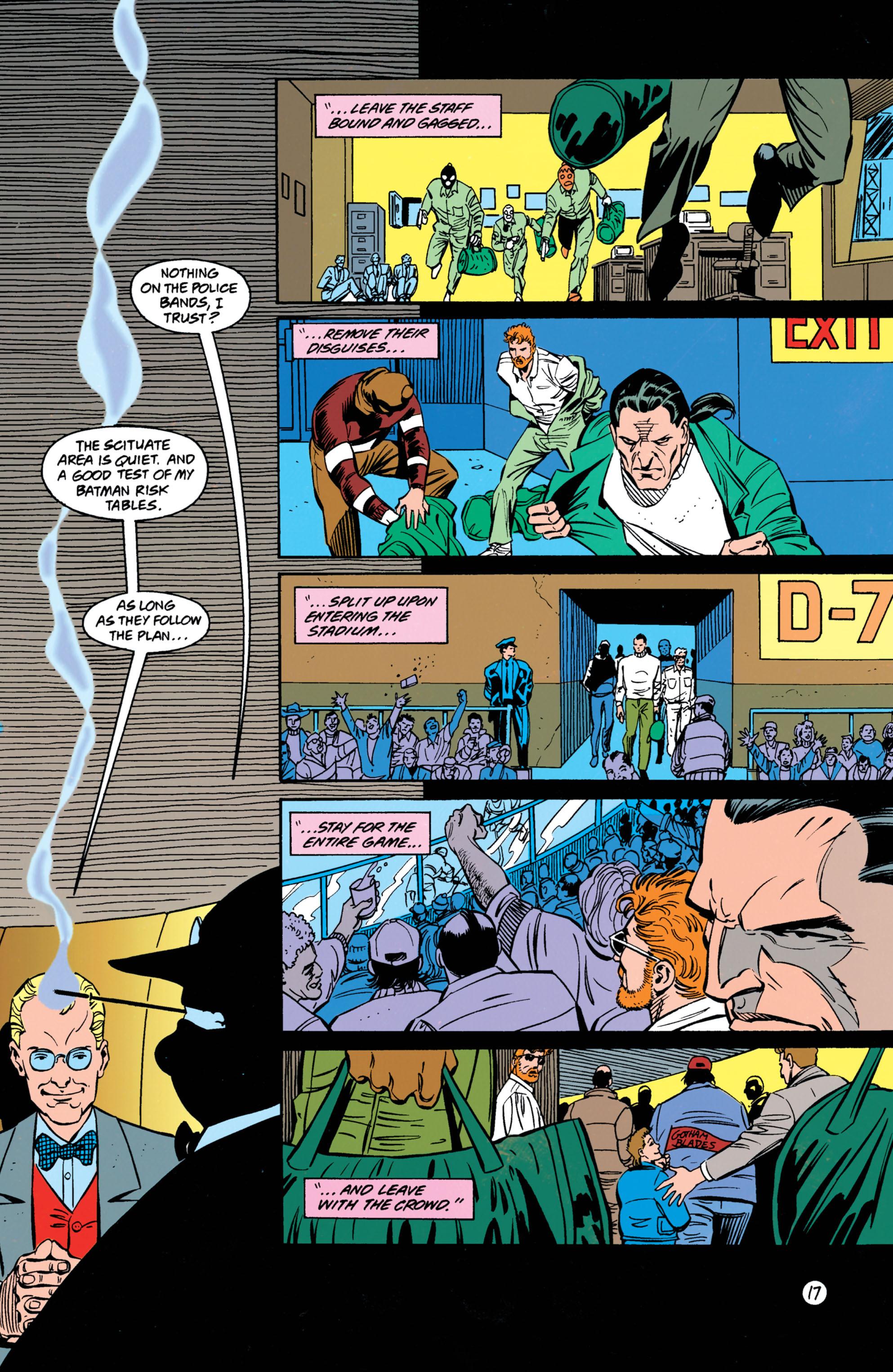 Detective Comics (1937) 683 Page 17