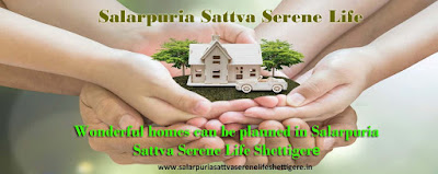 Buy Limited plots inside the Salarpuria Sattva Serene Life Bangalore