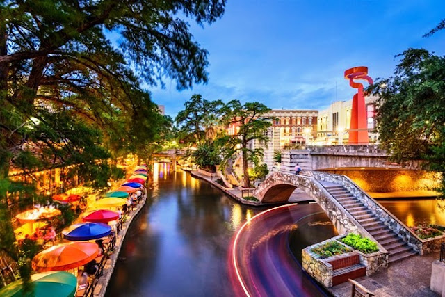 San Antonio River Walk, Inspirasi Penataan Sungai dari Amerika