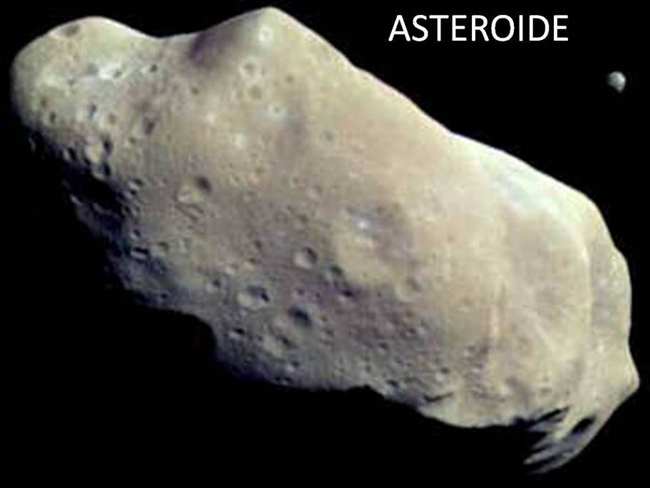 video meteorito caen planeta: