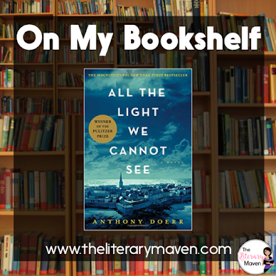 In All The Light We Cannot See by Anthony Doeer the lives of Marie-Laure, a blind French girl, and Werner, a German orphan recruited by the Nazis, intersect in extraordinary ways in a tale full of magic and beautiful details. Read on for more of my review and ideas for classroom application.