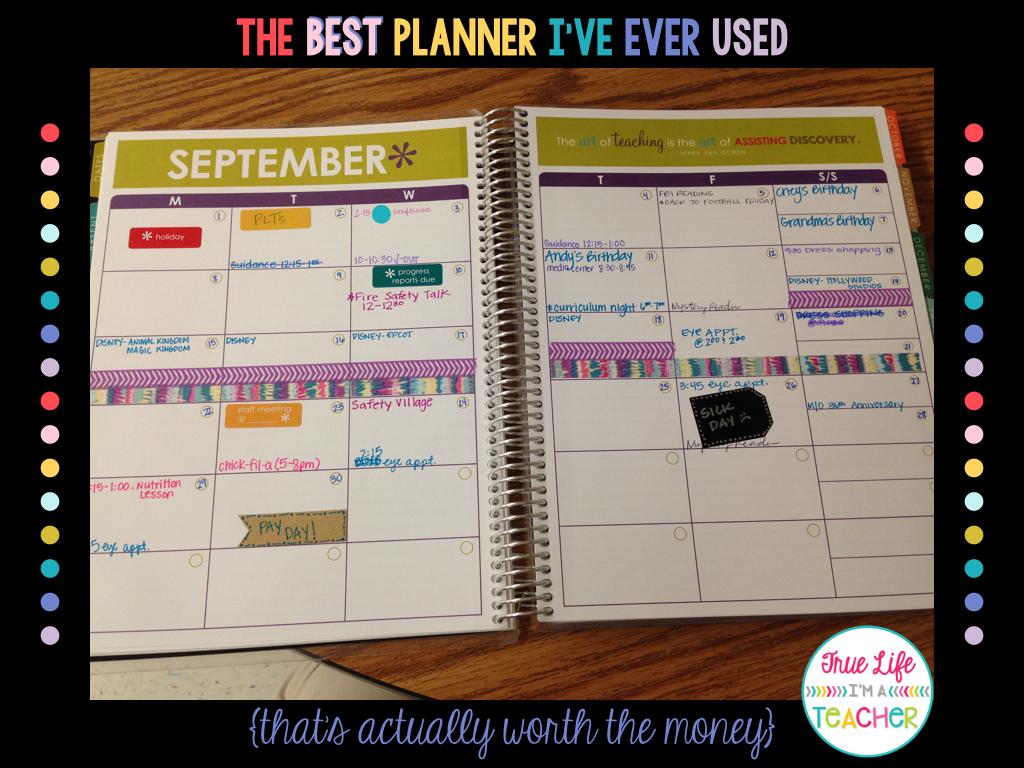 The Best Planner I Ve Ever Used