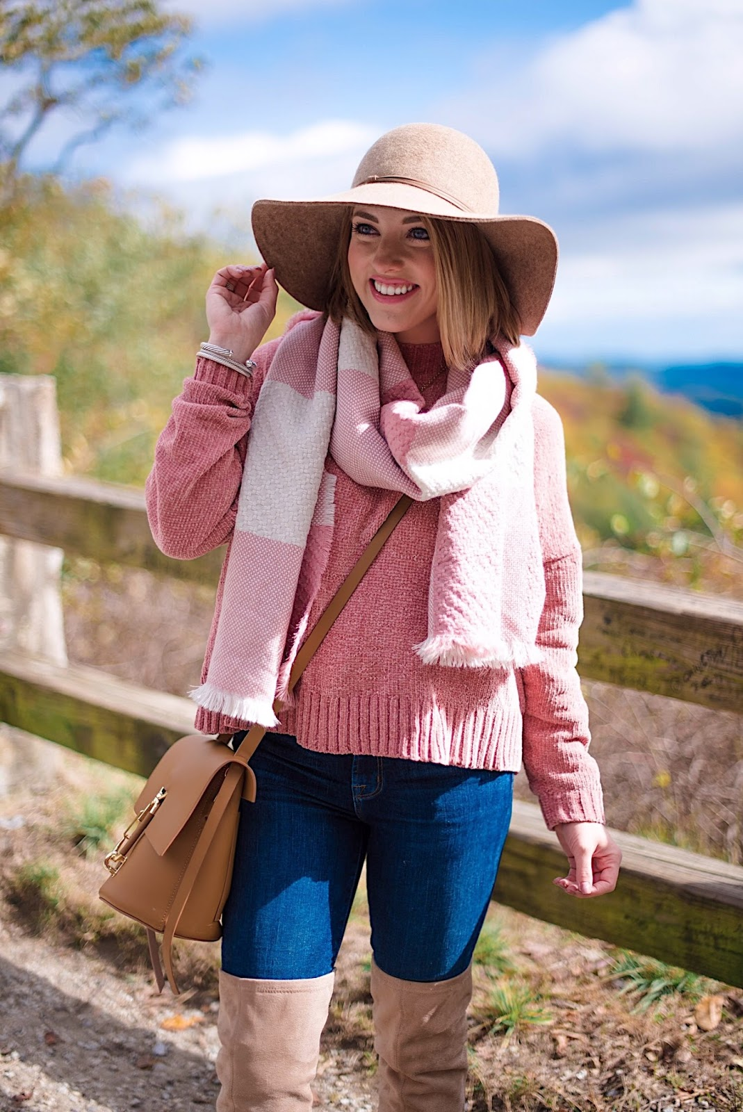Fall Style in Highlands, North Carolina - Something Delightful Blog