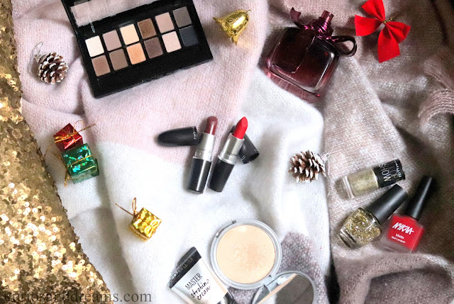 Festive Makeup Essentials, Christmas Makeup Essentials, New Year Makeup Essentials