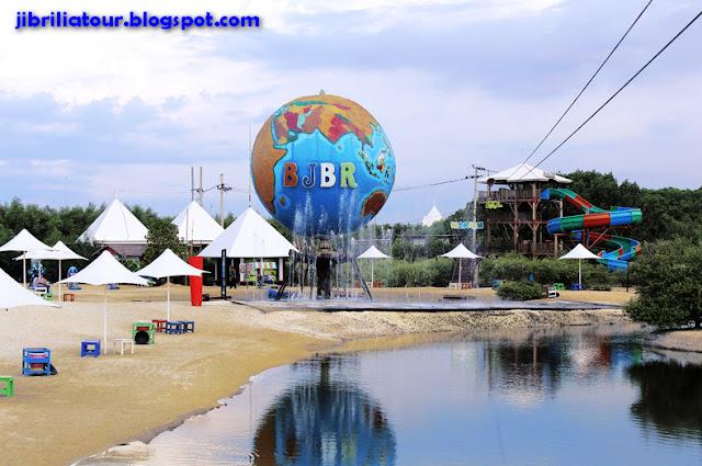 BeeJay Bakau Resort (BJBR) Mangrove Ecotourism Park - Probolinggo East Java