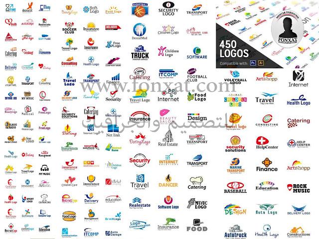 450 logo psd