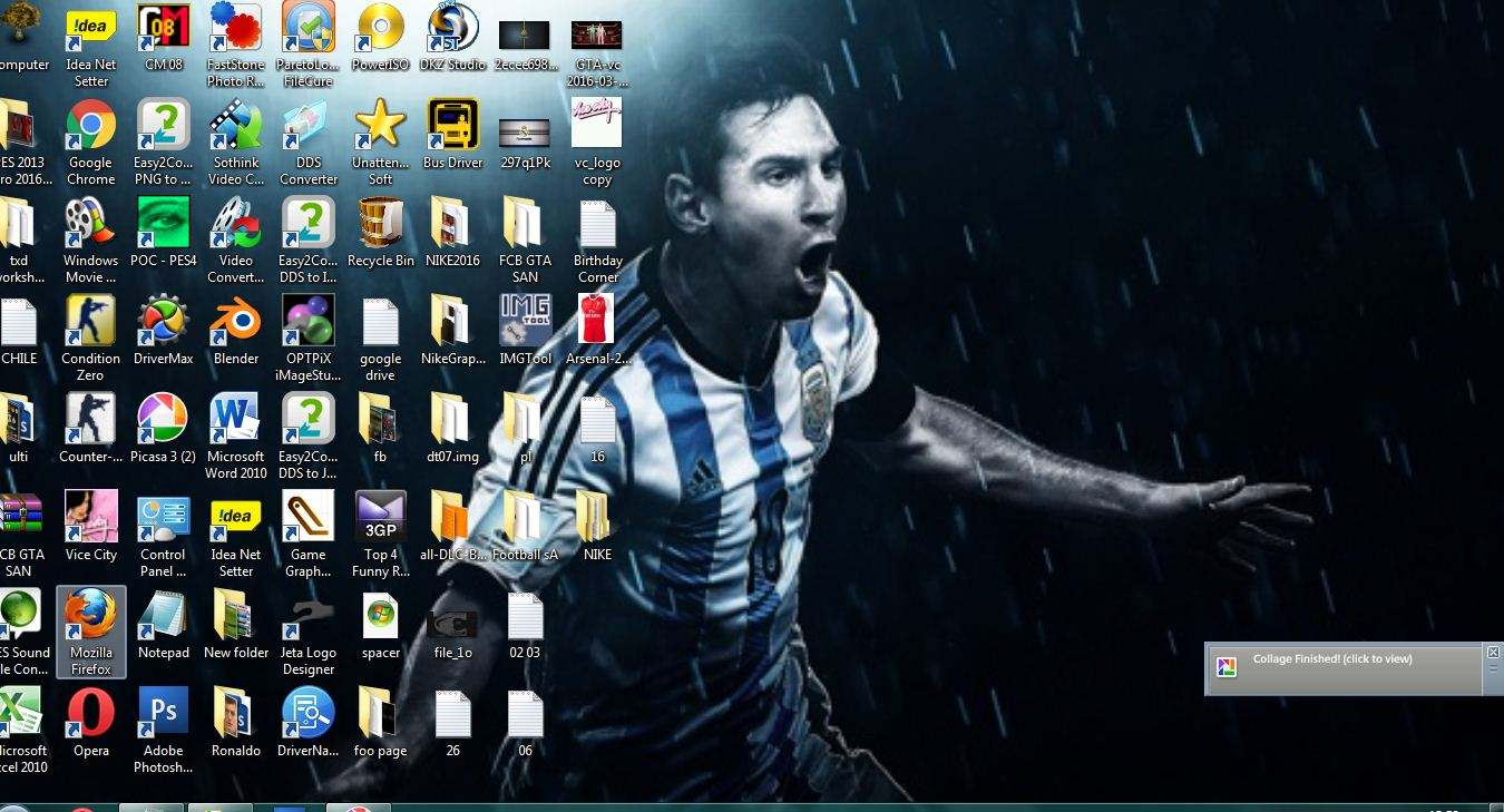 Global Pictures Gallery: Lionel Messi 105 HD Wallpapers Under 11.7 MB
