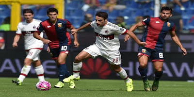 mendatang akan diselenggarakan pertandingan Serie A pada pekan ke  Prediksi AC Milan Vs Genoa, Italian Serie A