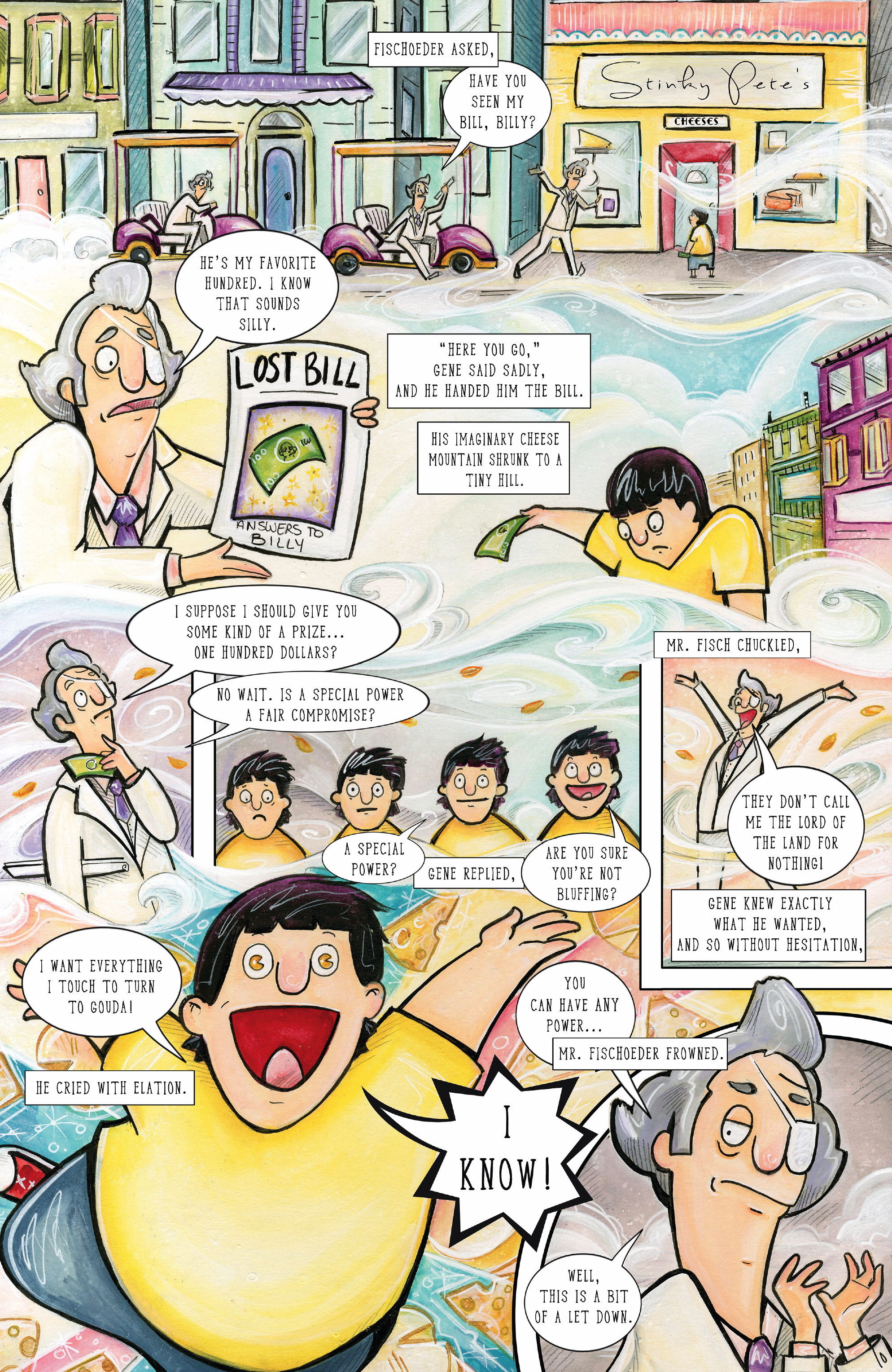 Bob's Burgers (2015) Issue #9 #9 - English 20