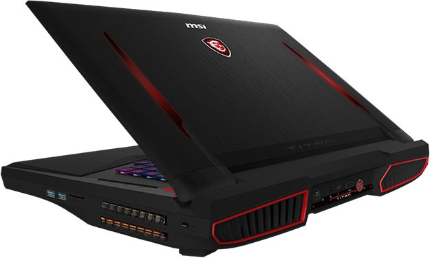Laptop Gaming MSI GT75VR Titan