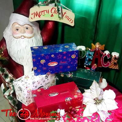 Sanicare Liwanag Christmas Boxes
