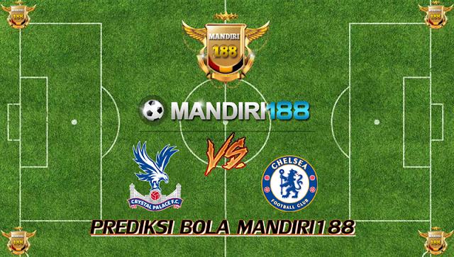 AGEN BOLA - Prediksi Crystal Palace vs Chelsea 14 Oktober 2017