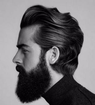 Potongan rambut pria finger wave 2018