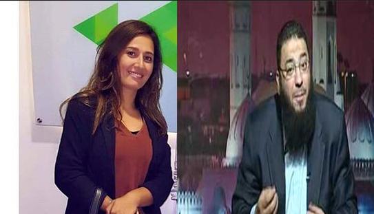 حازم شومان لـ حلا شيحة: ليه تشمتيهم فينا؟