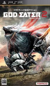 God Eater 2 (Japan) ISO Download