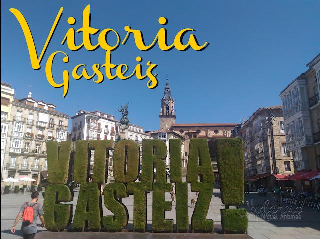 8 apontamentos para visitar Vitoria-Gasteiz