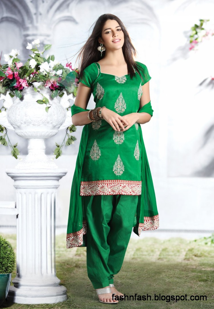 Fashion Fok Indian Casual Party Wear Shalwar Kameez