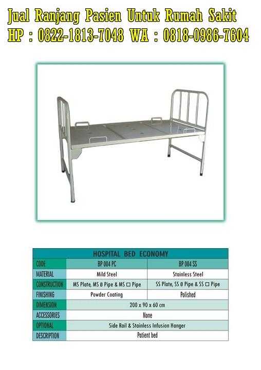Antropometri tempat tidur pasien