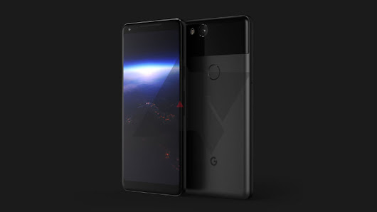 Google Pixel 2 and Pixel 2 XL Price,Specification & Launch