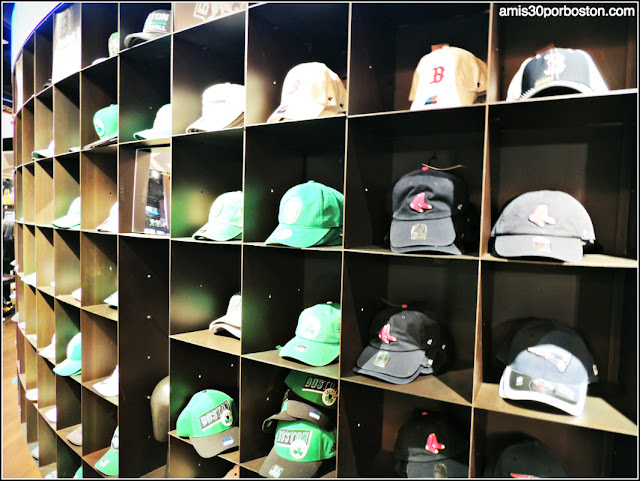Tienda de Regalos TD Garden Boston