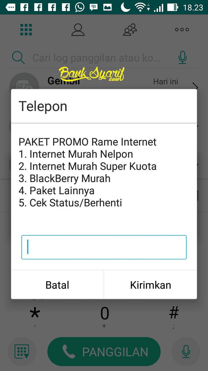 Cara Daftar Paket Internet dan Telpon Murah Kartu As Rp.30rb/bulan