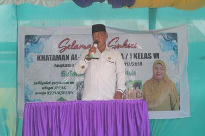 Plt. Kakankemenag Tanjungbalai : Jadikan Perpisahan Sebagai Awal Kesuksesan