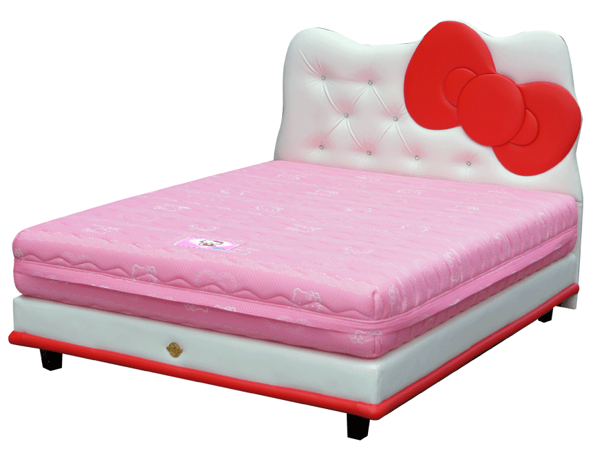 Harga Spring Bed Hello Kitty Classic di Purwokerto