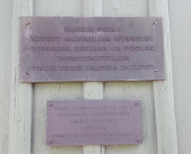Sovelius Raahe Finland