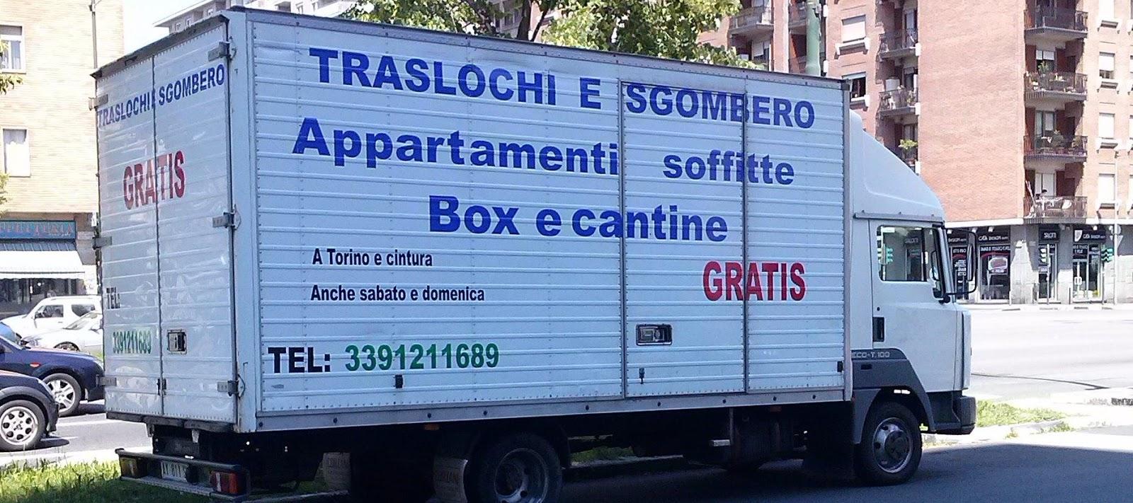 Sgombero Appartamenti Torino Ritiro Mobili Usati Orbassano
