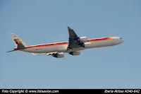 Airbus A340 / EC-JNQ
