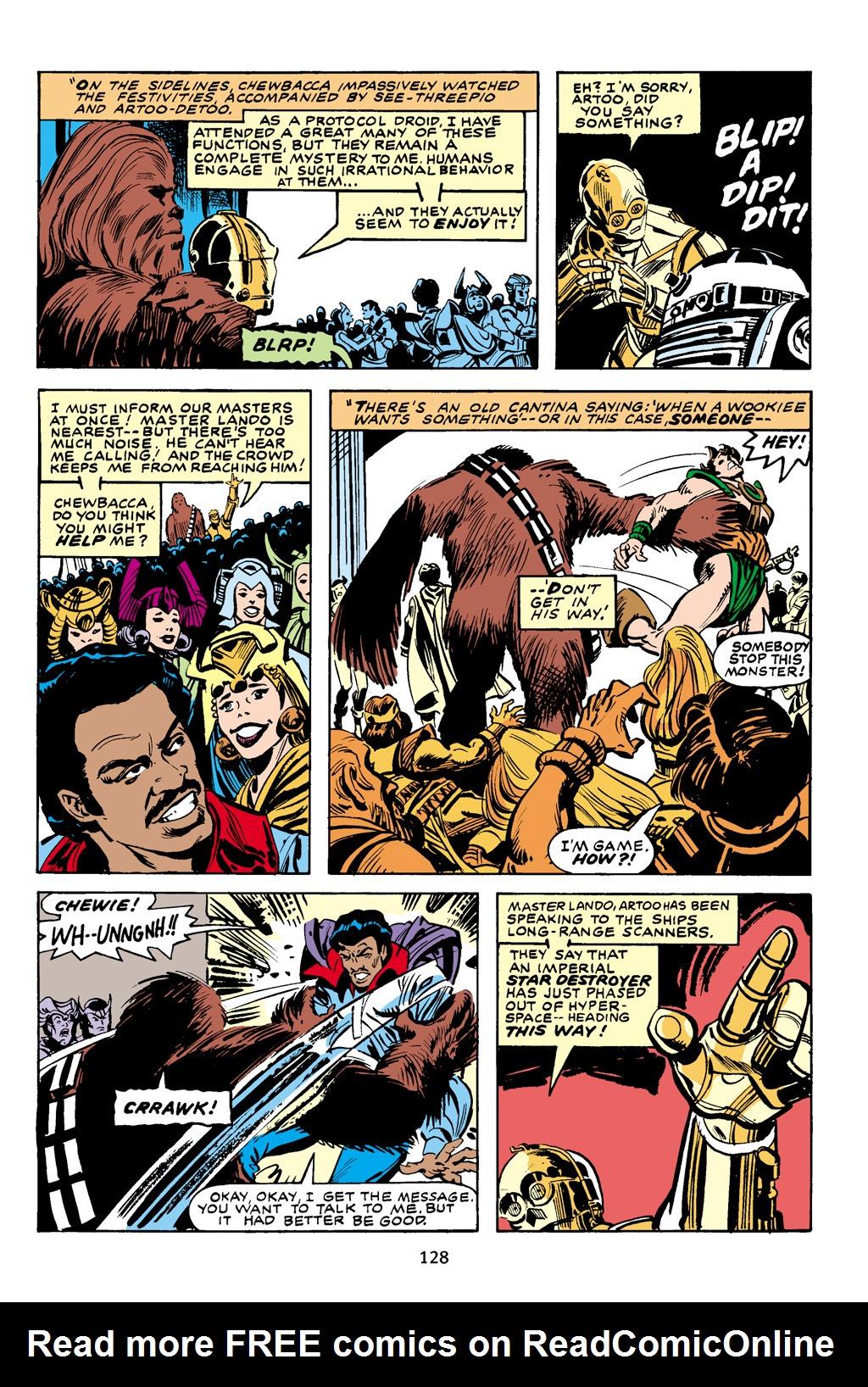 Read online Star Wars Omnibus comic -  Issue # Vol. 16 - 127