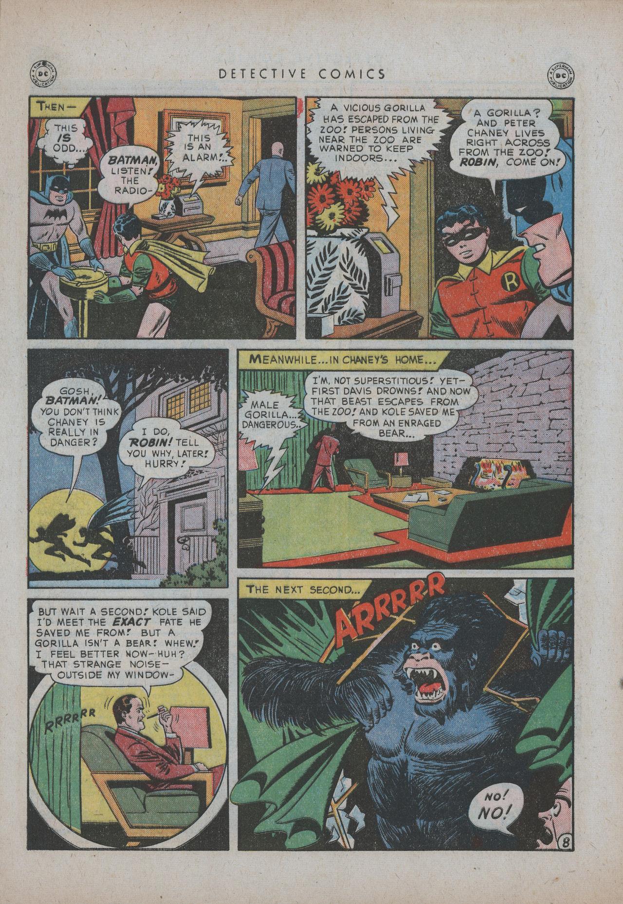 Detective Comics (1937) 151 Page 9