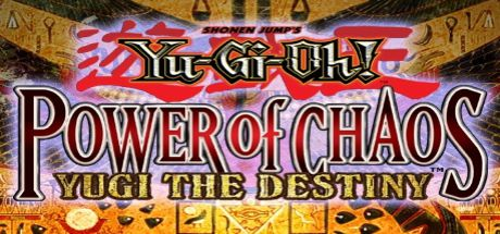 Yu-Gi-Oh! Power Of Chaos Yugi The Destiny