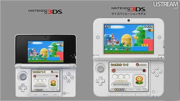Historia De Los Video Juegos Nintendo Anuncia La Nintendo 3ds Xl