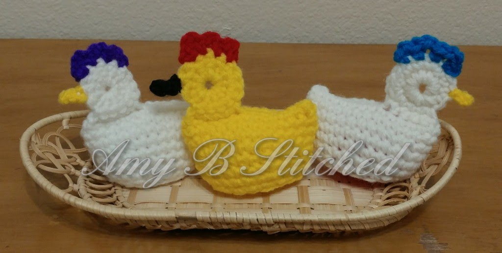 A Stitch At A Time For Amy B Stitched Crochet Chicken Pattern Pdf