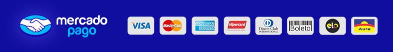 Parcelar 24 vezes com todos os cartões - Mercado Livre - Prus Quinttus
