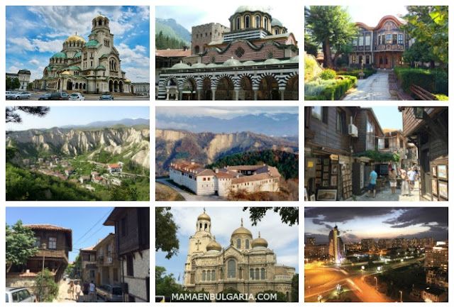 Bulgaria en tres días turismo