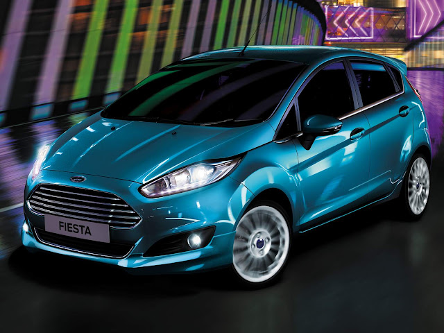 Novo Ford Fiesta 1.0 Ecobosst Turbo Flex 2017